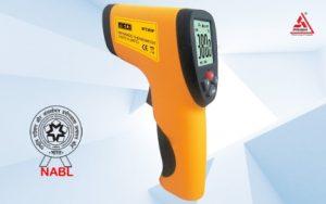 NABL Calibration of Infrared Guns