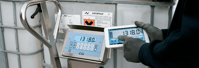 Weighing Solution