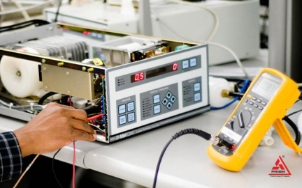 5Calibration Services NABL Instrument Calibration Laboratory In Ahmedabad.